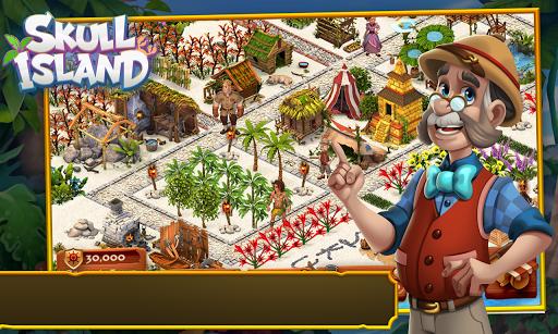 skull island: survival story screenshot 2