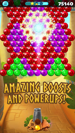 Egypt Pop Bubble Shooter screenshot 8
