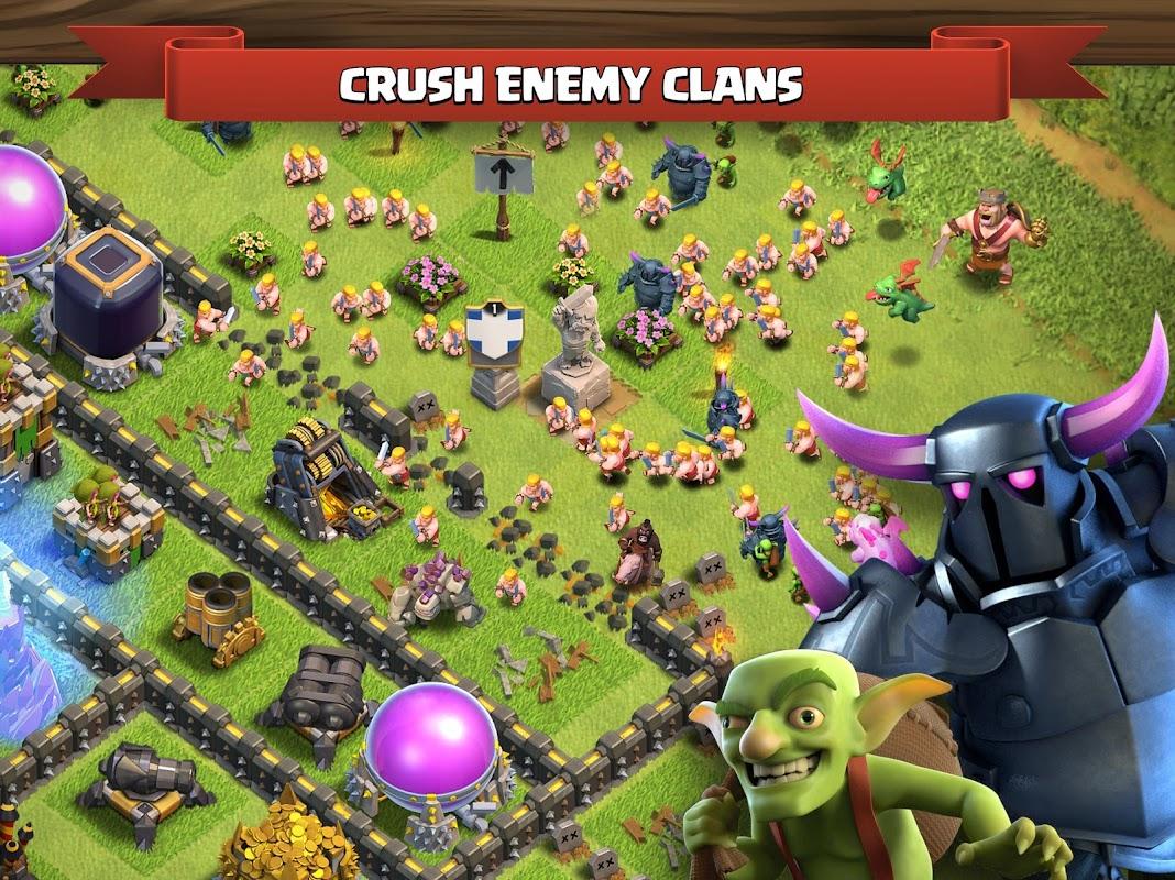 Clash of Clans screenshots