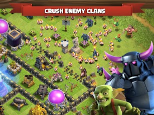 Clash of Clans screenshot for Android