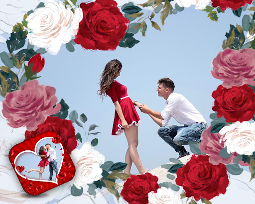 Sweet Love Photo Frames Free 2.1 screenshots 5