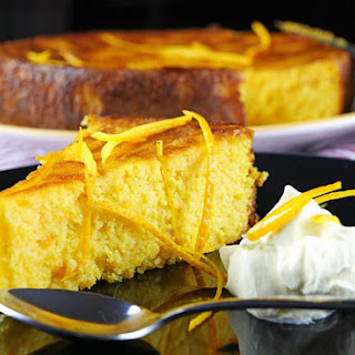 Gluten Free Orange Desserts Recipes.