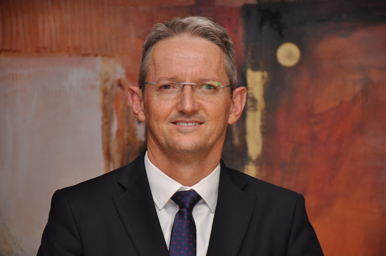 Altron CFO Cedric Miller. Picture: SUPPLIED