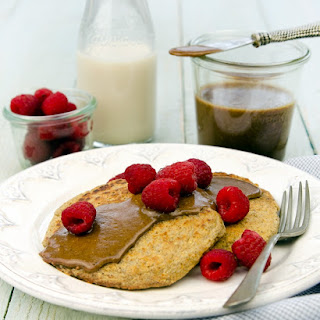 Pancakes for One From Living Candida Free Recipe