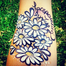 Photo: Arm Painting by Tess, Huntington Beach, Ca. Call to book her for your event today: 888-750-7024