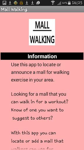 Mall Walking