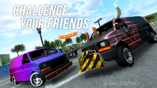 Demolition Derby Multiplayer App Download For Android and iPhone 4