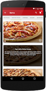 Papa John's Pizza India screenshot 3
