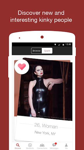 Kinky, Fetish, BDSM Dating for Kink, Fet Lifestyle 1.8.3 screenshots 3