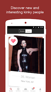 Kinky, Fetish, BDSM Dating for Kink, Fet Lifestyle- screenshot thumbnail