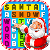 Merry Christmas Word Search Puzzle