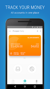 Prosper Daily - Money Tracker- screenshot thumbnail