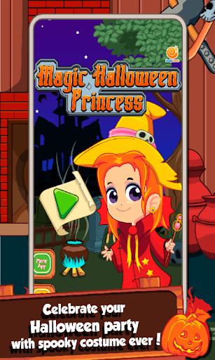 Magic Halloween Princess
