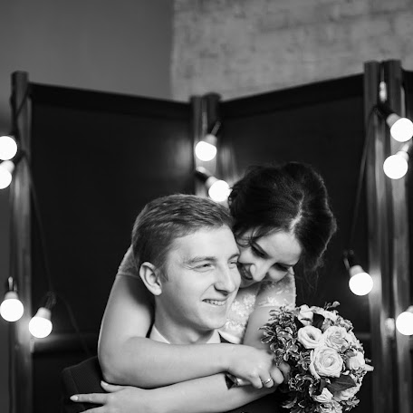 Wedding photographer Ruslan Salimgaraev (SaRous). Photo of 12.11.2017