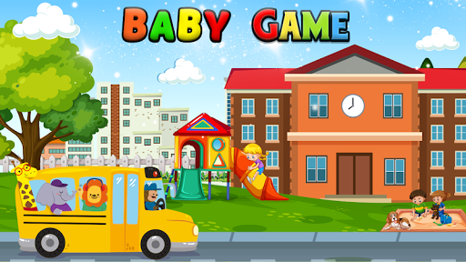 Baby Games: Toddler Games for Free 2-5 Year Olds modavailable screenshots 1
