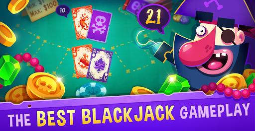 Blackjack 21 - Pirate Black Jack! 0.9.21 Mod screenshots 1