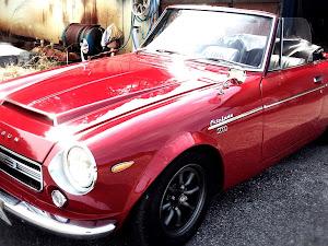 フェアレディー SR311  1969のカスタム事例画像 yurakiraさんの2019年08月21日23:22の投稿