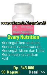 ovary nutrition