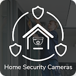 Home Security Cameras Icon