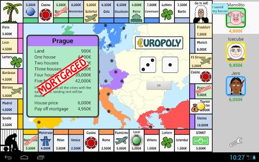 Europoly 1.2.1 Screenshots 9