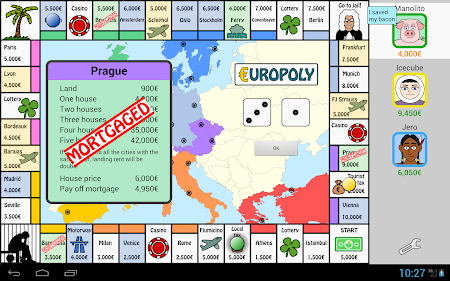 Europoly 1.0.4 screenshot 341061