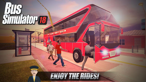 Grand Bus Driving Simulator 3D 1.9 screenshots 1