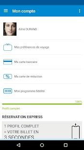 Voyages-SNCF Screenshot 5