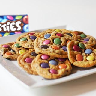 SMARTIES Cookies.