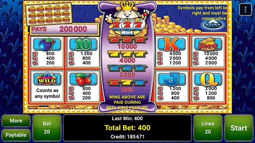 Reel Kingu2122 Slot  screenshots 5