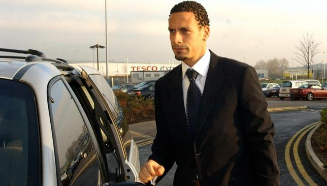 On this day: October 29, 2003 – Rio Ferdinand charged by FA after missing a drugs  test - Sport360 News