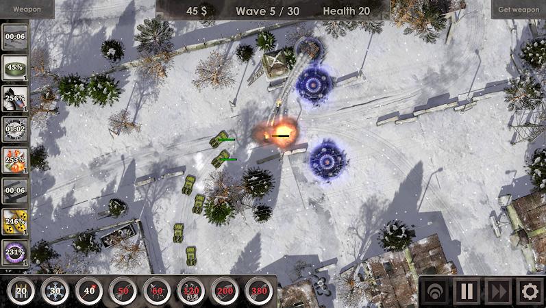 Defense Zone 3 Ultra HD v1.1.10 + Mod