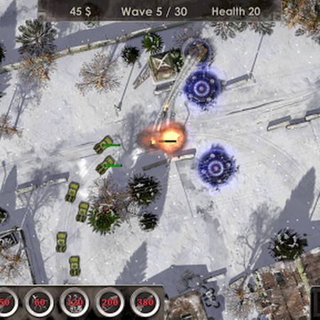 Defense Zone 3 Ultra HD v1.1.10 + Mod