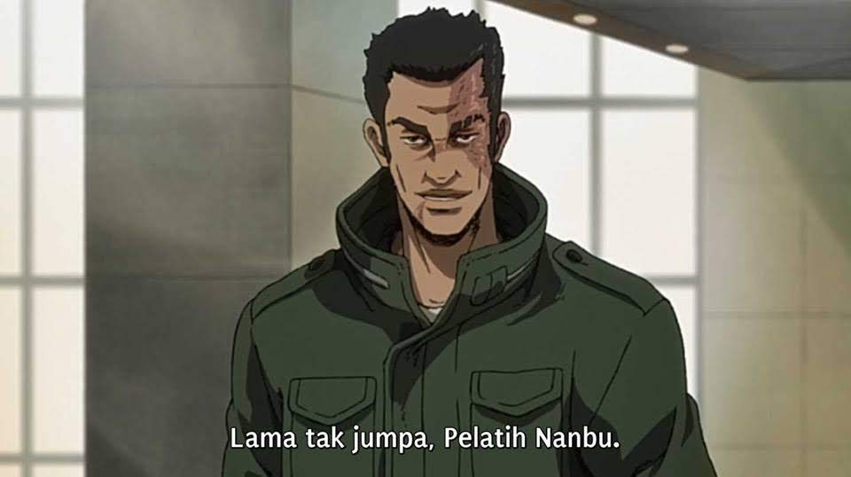 Download Megalo Box Episode 4 Subtitle Indonesia