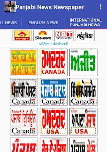 Punjabi News Newspaper - náhled