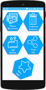 App Photo Backup Recovery And Duplicate Remover APK for Windows Phone