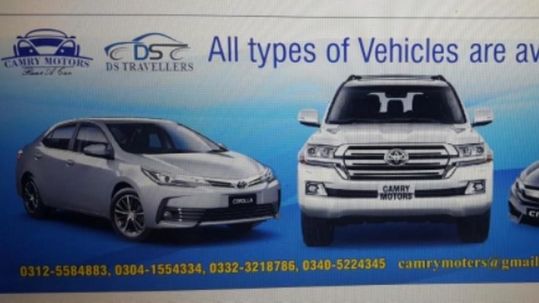Camry Motors Rent A Car Services - Car rental Service in Rawalpindi