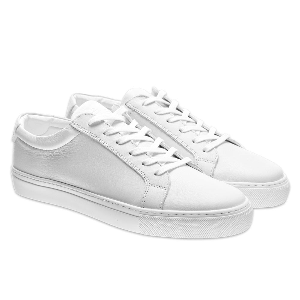 Matinique New Gibson sneaker white
