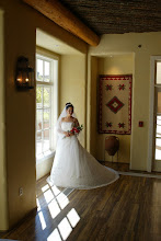 Photo: Bride Fireplace Room