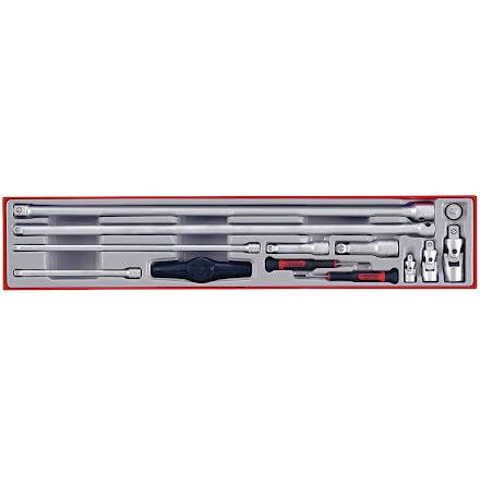 Förlängningsstänger i sats Teng Tools TTXEXT13