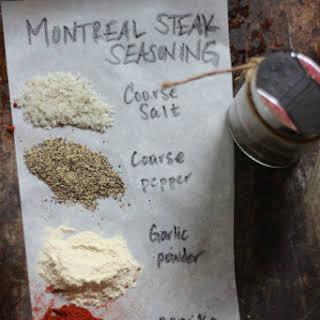 Copycat Montreal Steak Seasoning.