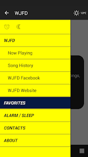 WJFD Radio- screenshot thumbnail
