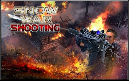 Snow War Shooter 2017 Screenshot