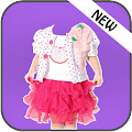 Baby Girl Suit Photo Montage APK