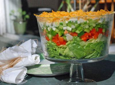 Classic 7 Layer Salad Recipe