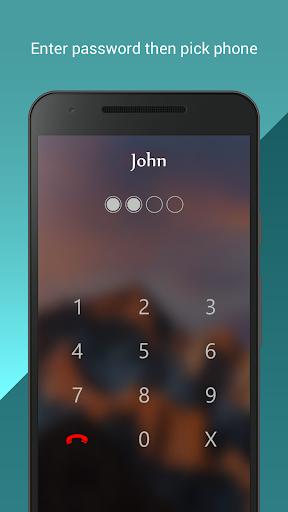 incoming call locker-blocker screenshot 1
