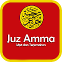 Juz Amma mp3 dan terjemahan icon