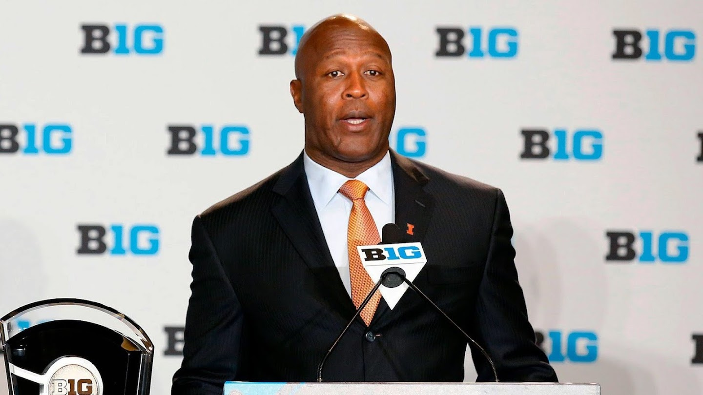 B1G Football Coaches Press Conference 2016