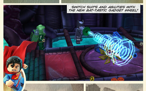 LEGO ® Batman: Beyond Gotham  screenshots 14