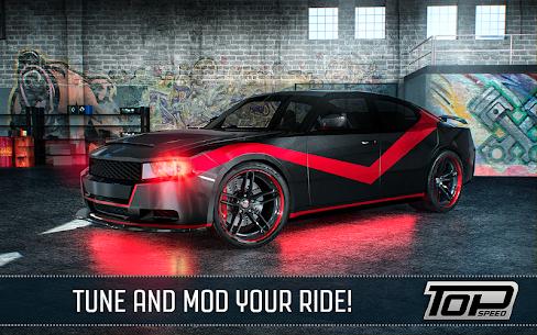 Top Speed: Drag & Fast Racing Mod Apk 1.31.2 2