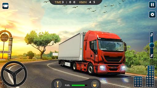 World Heavy Cargo Truck: New Truck Games 2020 screenshots 1